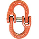 """All Material Handling CLX08 Connecting Link, G100 Alloy Chain Fittings, 5/16"""" Size"""