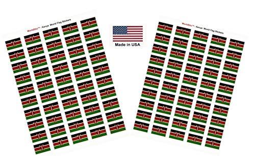 - Made in USA! 100 Kenya 1.5
