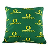 College Covers OREODP Oregon Ducks Outdoor Decorative Pillow, 16'' x 16'', Green