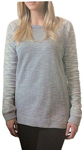 Champion Authentic Athletic Women's Crew Neck Shirt (Dove Grey, ()