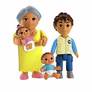 Amazon Fisher Price Dora The Explorer Playtime