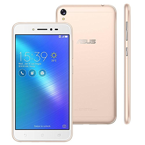 Zenfone Live 2Gb, ASUS, ZB501KL-4G053A, 32 GB, 5, Gold