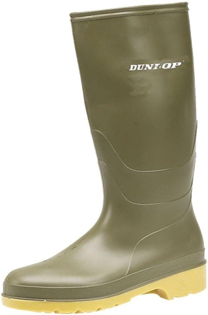 Bottes en caoutchouc gar/çon Dunlop