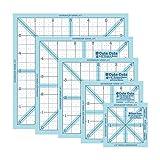 (US) Riley Blake Designs by Lori Holt - Trim-It Square Ruler Pack - 2.5