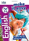 img - for Letts Make It Easy Complete Editions   English Age 5-6: New Edition book / textbook / text book