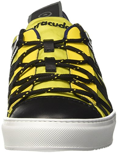 Barracuda Bu2952, Sneaker a Collo Basso Uomo giallo