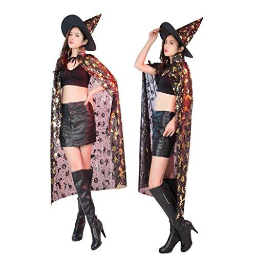 Gotd Halloween Cloak Coat Cape Shawl Cape &