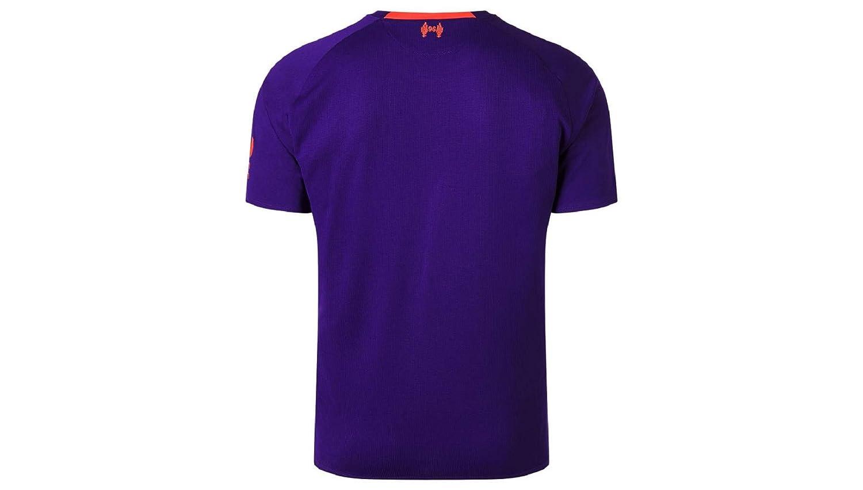 4cd09431c Amazon.com   Liverpool Men s 2018 2019 Away Soccer Jersey (Small) Deep  Violet   Sports   Outdoors