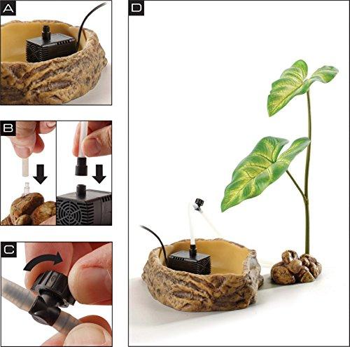 Exo Terra Dripper Plant Petgazoo
