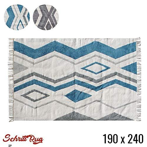 ラグ MORIYOSHI シュリット Schritt rug 190x240 マット 絨毯 じゅうたん カーペット アイボリー  アイボリー B07PNLV22F