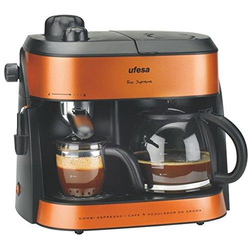 Ufesa-CK7355-Mquina-de-caf-1800-W-color-naranja