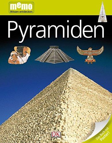 memo Wissen entdecken. Pyramiden: Das Buch mit Poster!