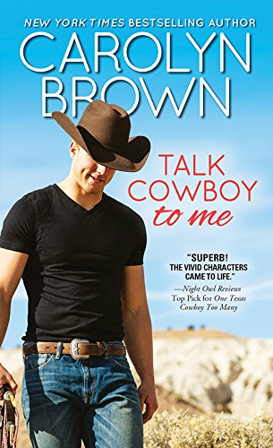 book cover of Talk Cowboy to Me