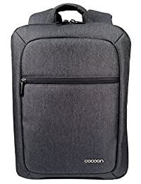 "Cocoon Innovations Slim Backpack with GRID-IT Fits up to 15"" Laptop & Built-in 10"" Tablet Backpack (MCP3401GF)"