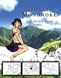 Princess Mononoke Coloring Book