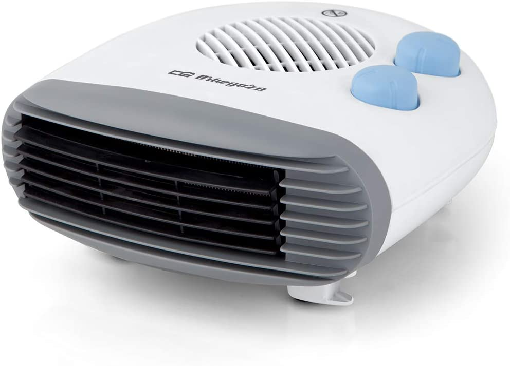 Orbegozo FH-5009 Calefactor Compacto, Función Ventilador ...