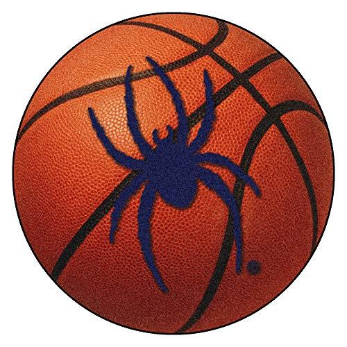 (FANMATS NCAA University of Richmond Spiders Nylon Face Basketball Rug)