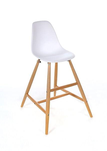 Sedia alta bambini per la giusta altezza sul tavolo da ...