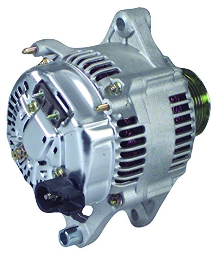 New High Output 200 AMP Alternator Dodge Ram 2500 L6 5.9L 359cid 1994-1998 / Ram 3500 L6 5.9L 359cid 1994-1998 (High Output Alternator Dodge Ram compare prices)