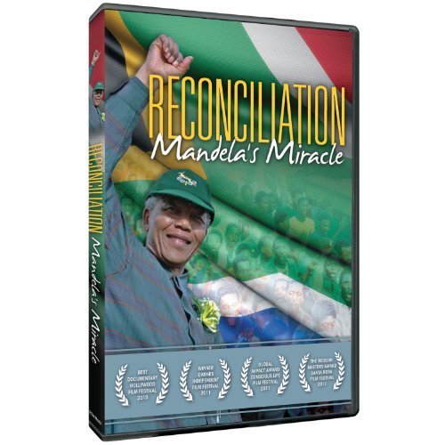 Dvd Science Miracles - Reconciliation: Mandela's Miracle