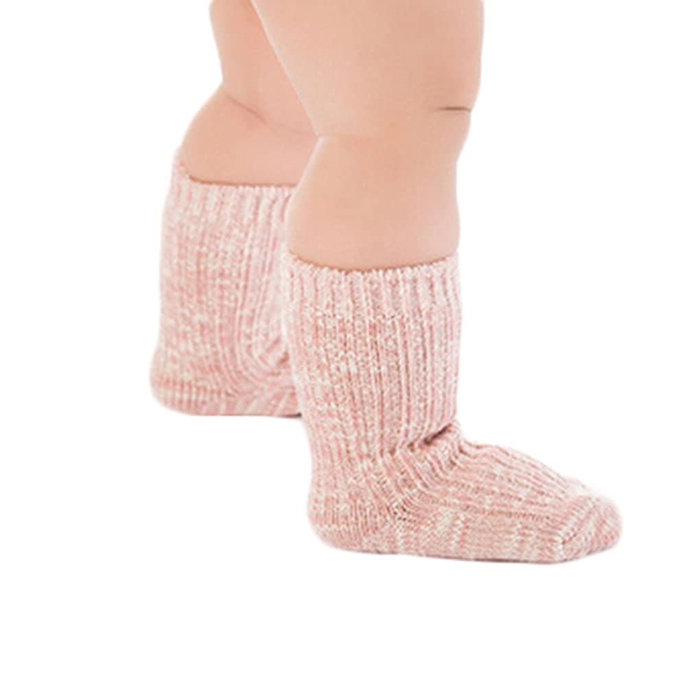 Infant Toddler Baby Girl Boy Warm Wool Floor Socks Thick Non-Skid