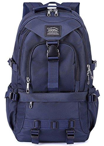 KAUKKO Hiking Backpack Travel Daypack Outdoor Rucksack Ny...