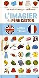 """Afficher """"L'imagier du Père Castor. Anglais-Français"""""""