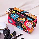 Cosmetic Bags For Women Waterproof Print Wash Bags Ladies Designer Make Up Bag Cosmetic Storage Bag For Travel 11
