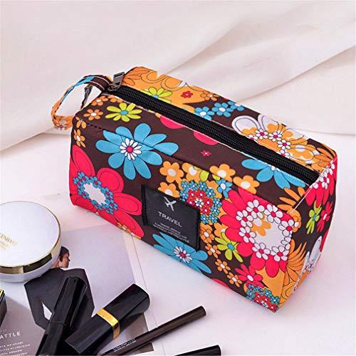 Cosmetic Bags For Women Waterproof Print Wash Bags Ladies Designer Make Up Bag Cosmetic Storage Bag For Travel 11