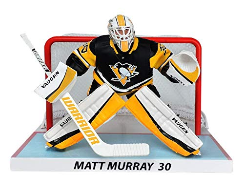 "NHL Matt Murray 6"" Player Replica Goalie Net - Pittsburgh Penguins"