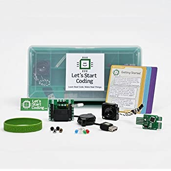 Base Kit 2.0 from Let's Start Coding : Beginners Get Started Fast with the Best Coding and Programming Kit for Kids Aged 9-13!