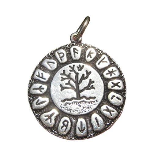 b081f50a0b22 Collar con colgante de árbol de la vida de Himalaya Treasures