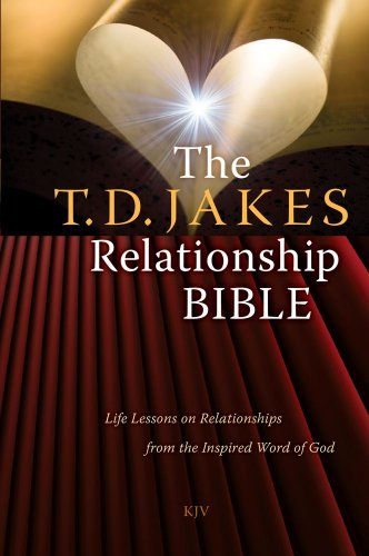 The td jakes relationship bible life lessons on relationships the td jakes relationship bible life lessons on relationships from the inspired word of god fandeluxe Image collections