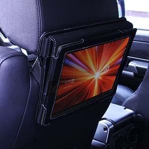 Snugg Galaxy Tablet Car Headrest Mount Holder - Combines with all Snugg Galaxy Tablet 1 Leather Cases