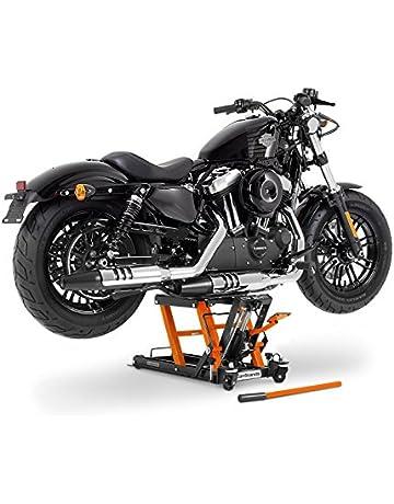 870mm pour Motos Cric de Levage Cric Moto Hydraulique avec Roues 140kg Plate-Forme /él/évatrice 350mm