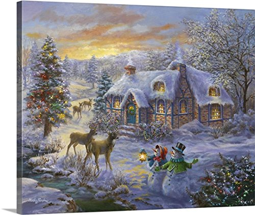Nicky Boehme Premium Thick Wrap Canvas Wall Art Print