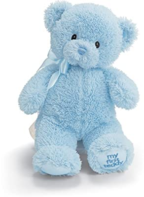Gund My1st Teddy Blue 10 Plush from Gund