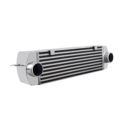 OzCoolingParts BMW 1/3 Series Turbo Intercooler, Twin Turbo Full Aluminum Intercooler for 2006