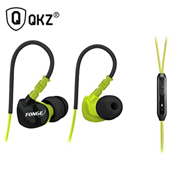 ARBUYSHOP QKZF1 - Auriculares Deportivos con Cable de Memoria ...