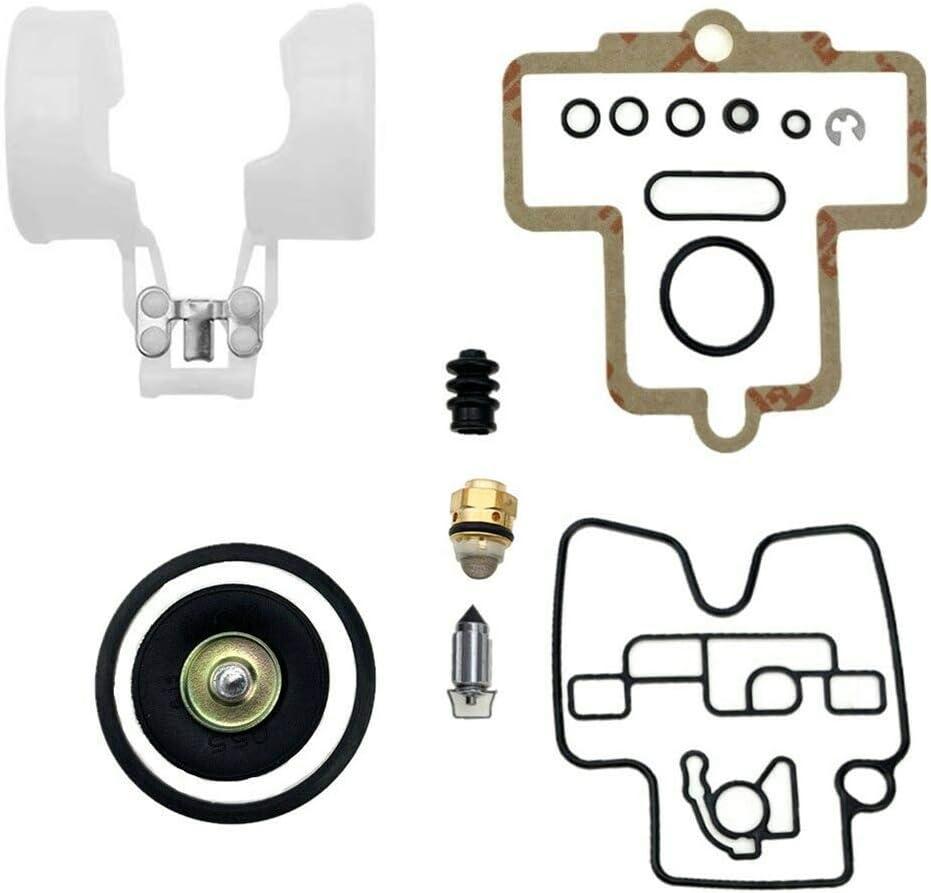 Keihin FCR Slant Body Carburetor rebuild kit 28 32 33 35 37 39 41
