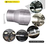 "2.25"" Inlet/Outlet Universal Catalytic Converter"