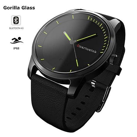 MINSINNY Reloj Inteligente 360 Swim Smart Watch Clásico Reloj de ...