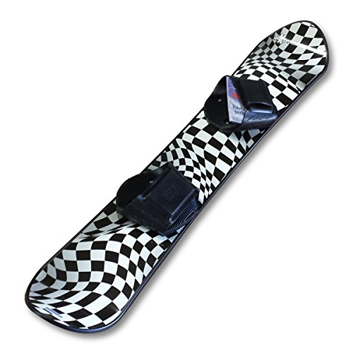 Echos 110cm Freeride Style Beginner's Kid's Snowboard by Echos