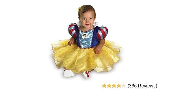 9757a5671 Amazon.com  SNOW WHITE INFANT Costume