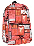 Harry Potter Hogwarts School of Witchcraft and Wizardry House Backpacks (Gryffindor)