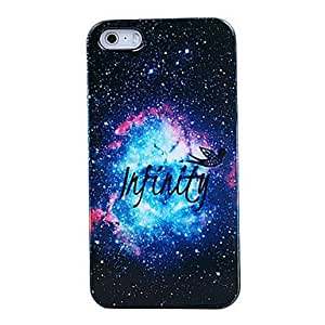 Babe Supply Starry Sky Pattern Back Case Cover for iPhone 4/4S