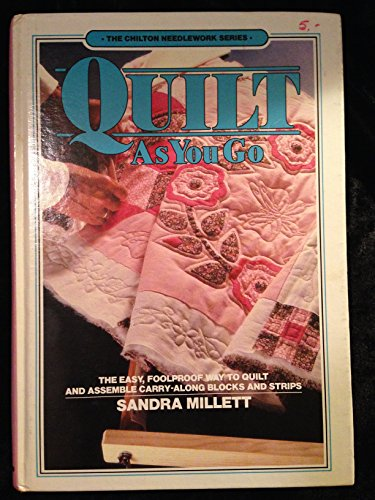 R.E.A.D Quilt-as-you-go (The Chilton needlework series) KINDLE