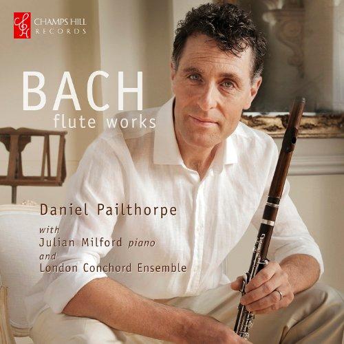 Champ Flute - Bach: Flute Works