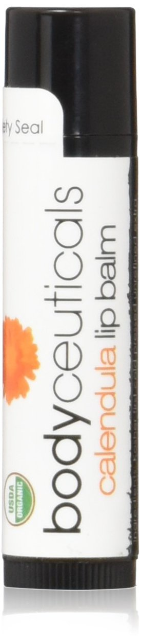 Bodyceuticals - Organic Calendula Lip Balm - 0.15 oz. (pack of 1) Aveeno Active Naturals Absolutely Ageless Nourishing Cleanser, 5.2 oz, 6 Pack