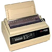 Okidata Dot Matrix Printer, 24 Pin Wide, ML395C, Color (OKI62410601) Category: Dot-Matrix Printers